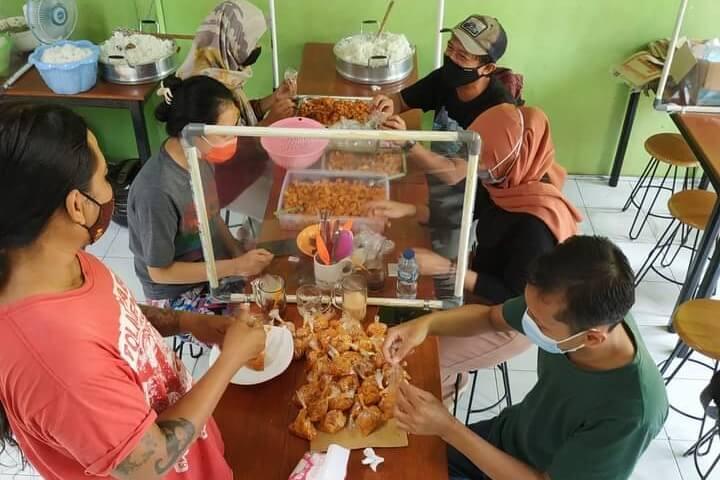 Cerita tentang Dapur Gendong dan Tangisku di Pasar Beringharjo