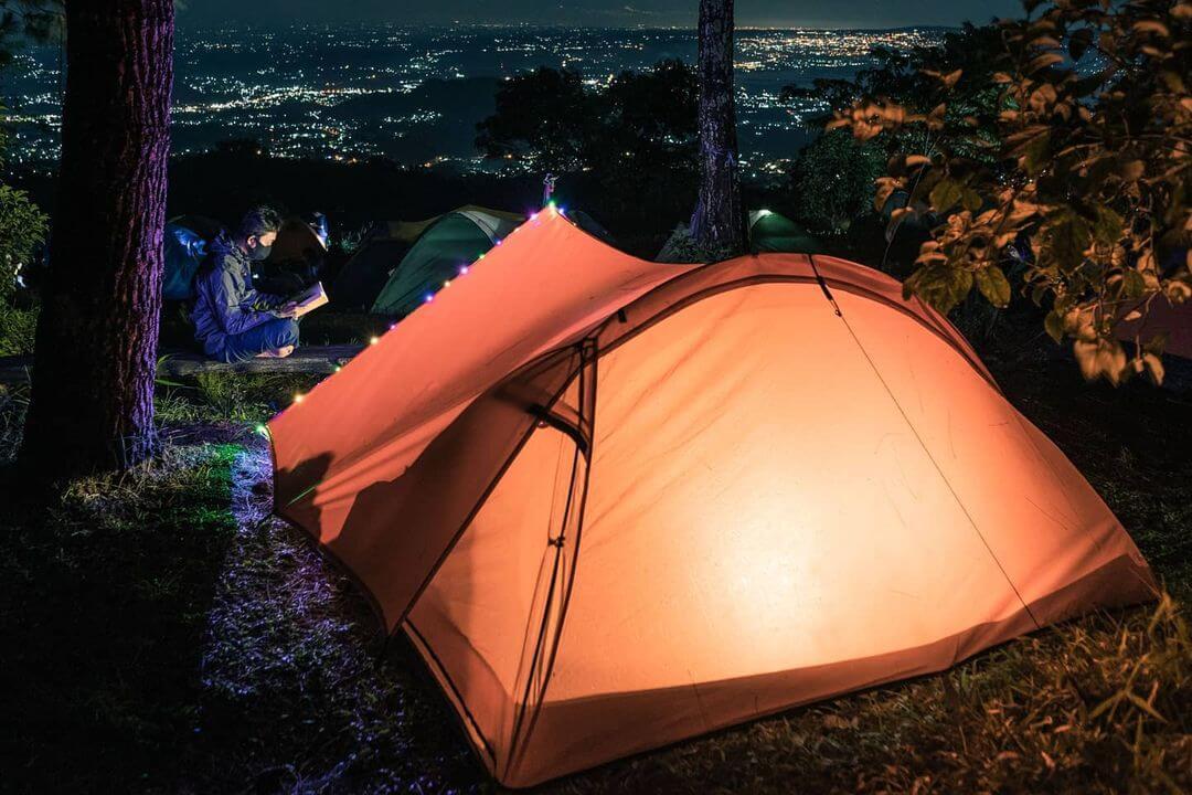 10 Tempat Camping di Semarang
