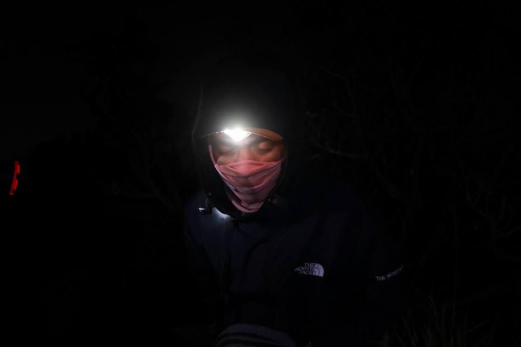Pendakian Lawu via Candi Cetho/M. Husein