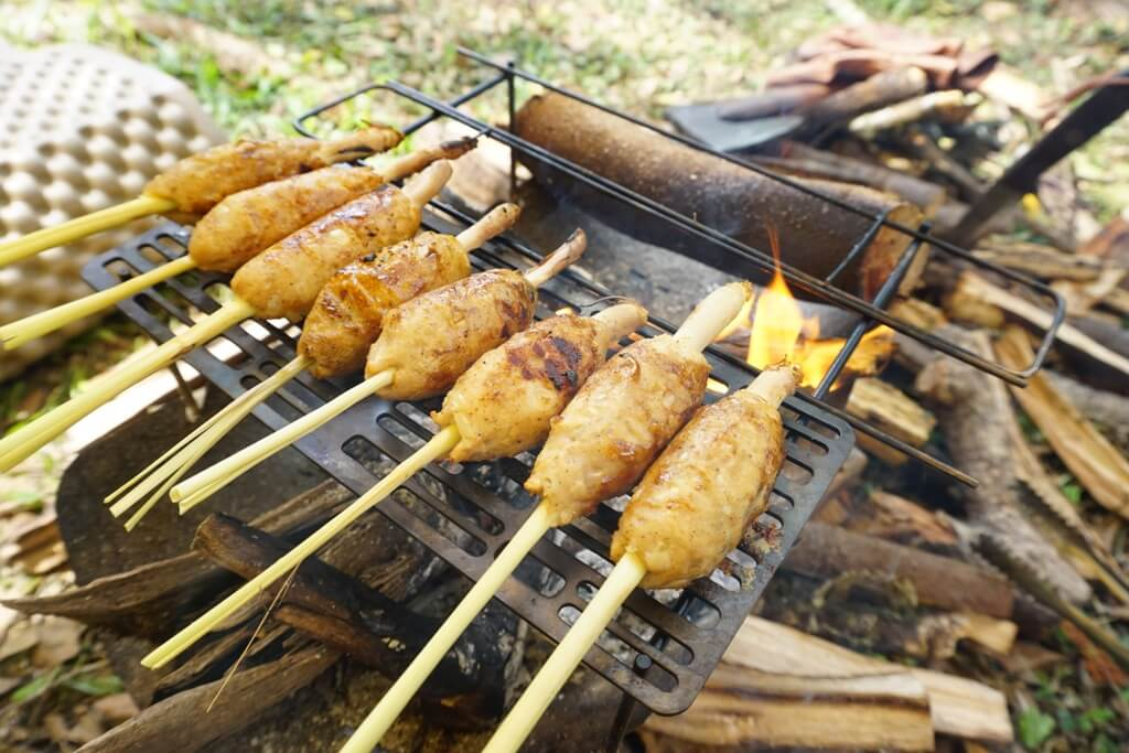 Saltoiutfire Outdoor Cooking Indonesia