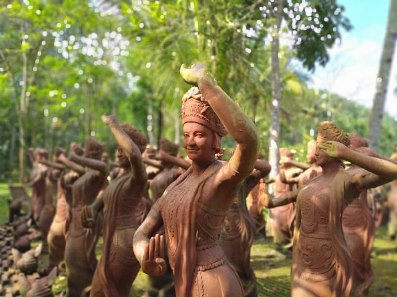 Taman Gandung Terakota Banyuwangi