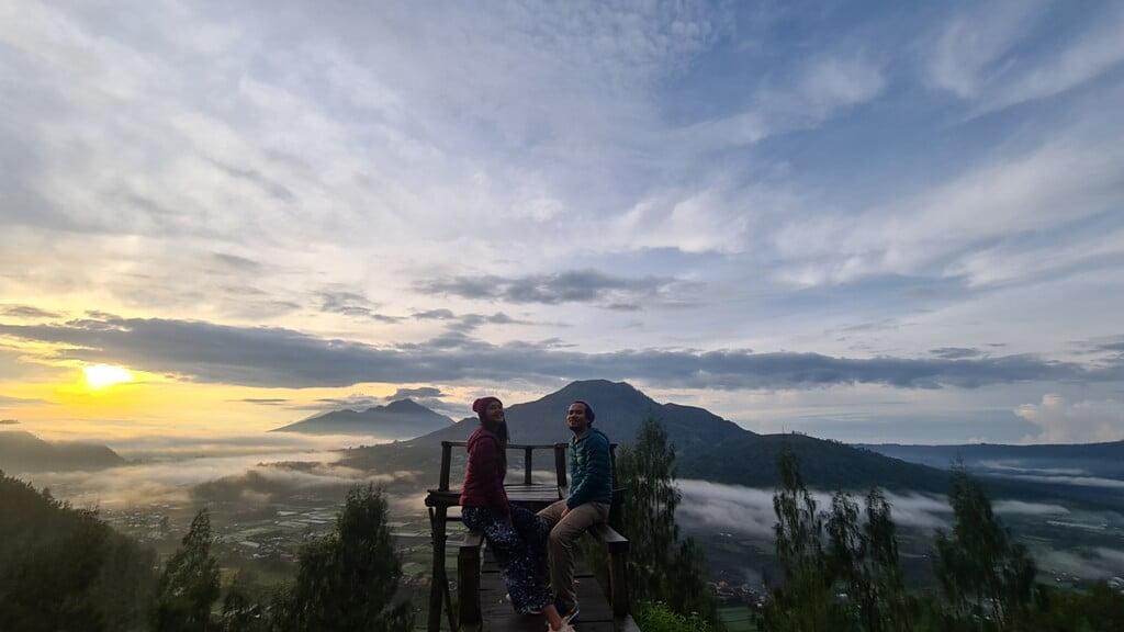 Membuka 2021 dengan Mengendarai Campervan di Bali