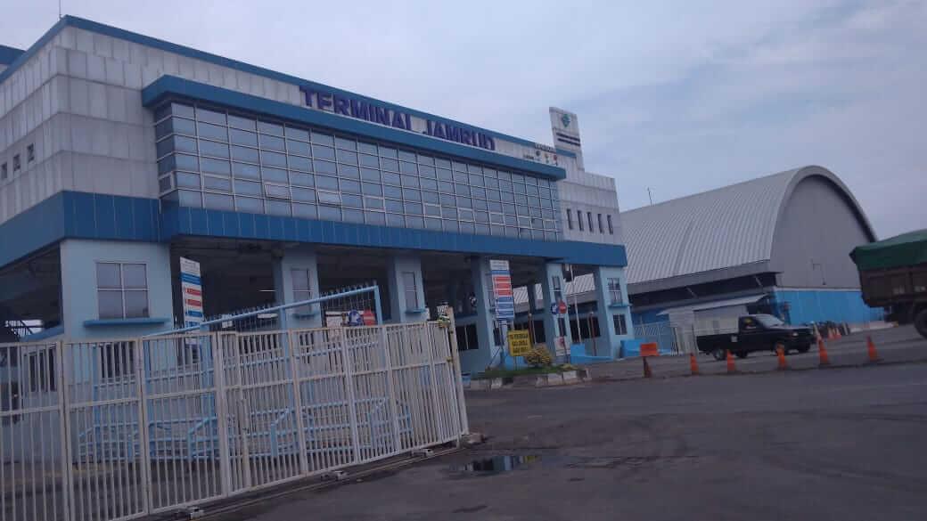 Terminal Jamrud Pelabuhan Perak