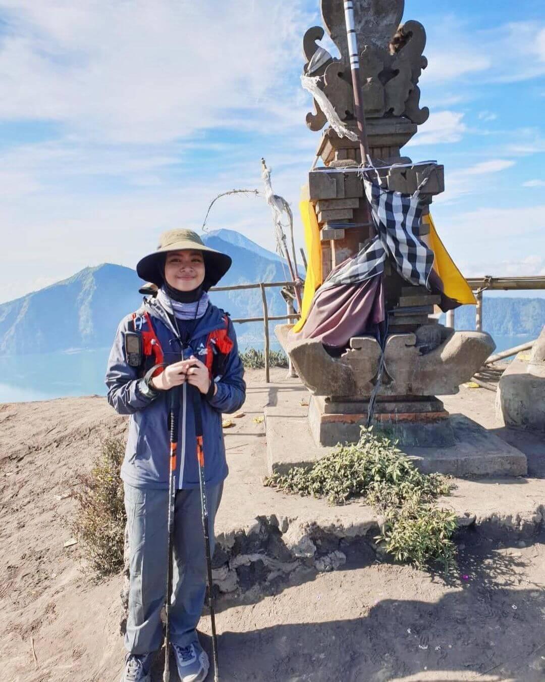 Mendaki Carstensz di Usia Remaja, Khansa Syahlaa Menemukan Pelajaran