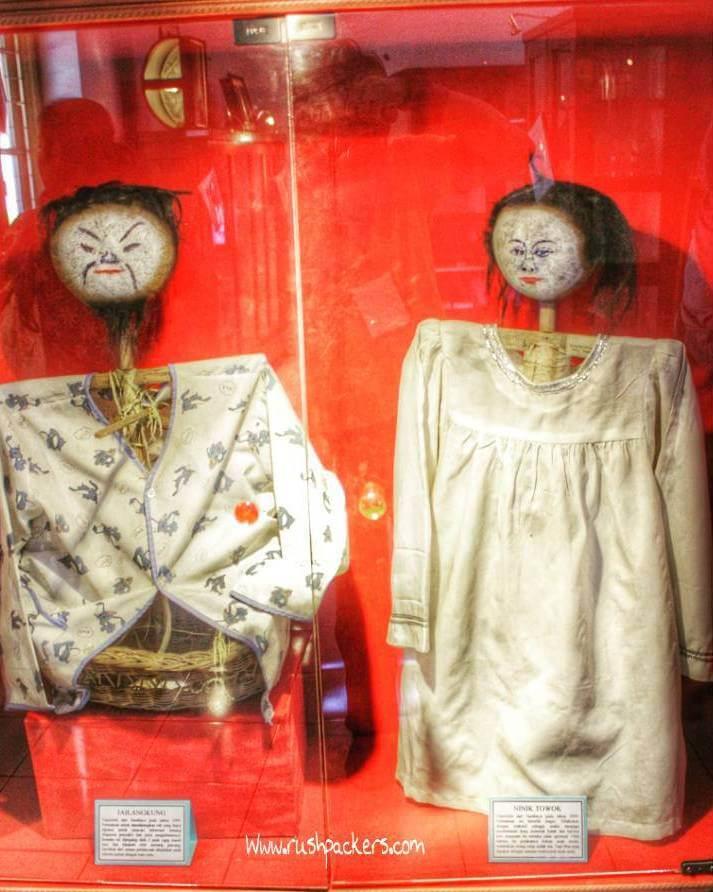 Ada Apa Saja di Museum Santet Surabaya?