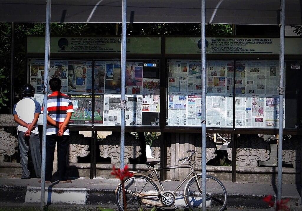 bursa koran cikapundung