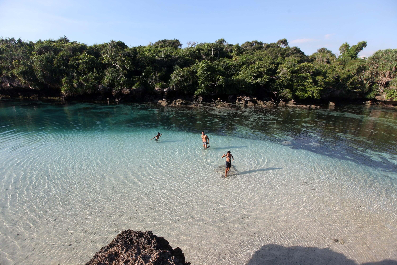 Danau Weekuri di Sumba Barat Daya