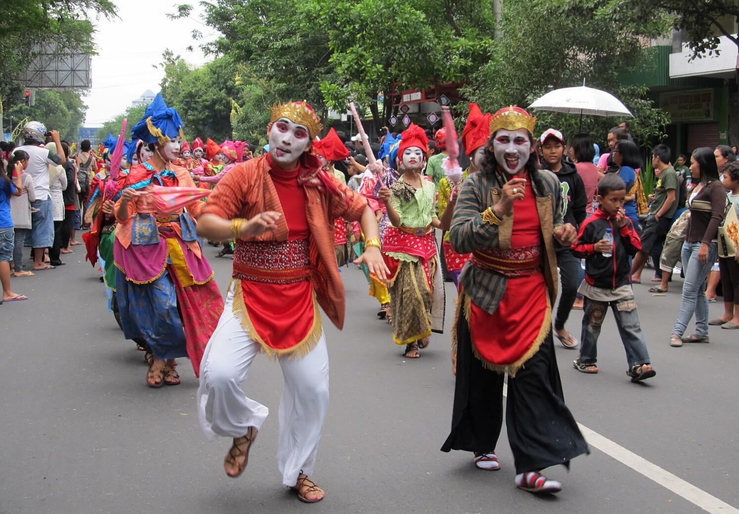 Solo Wayang Carnival