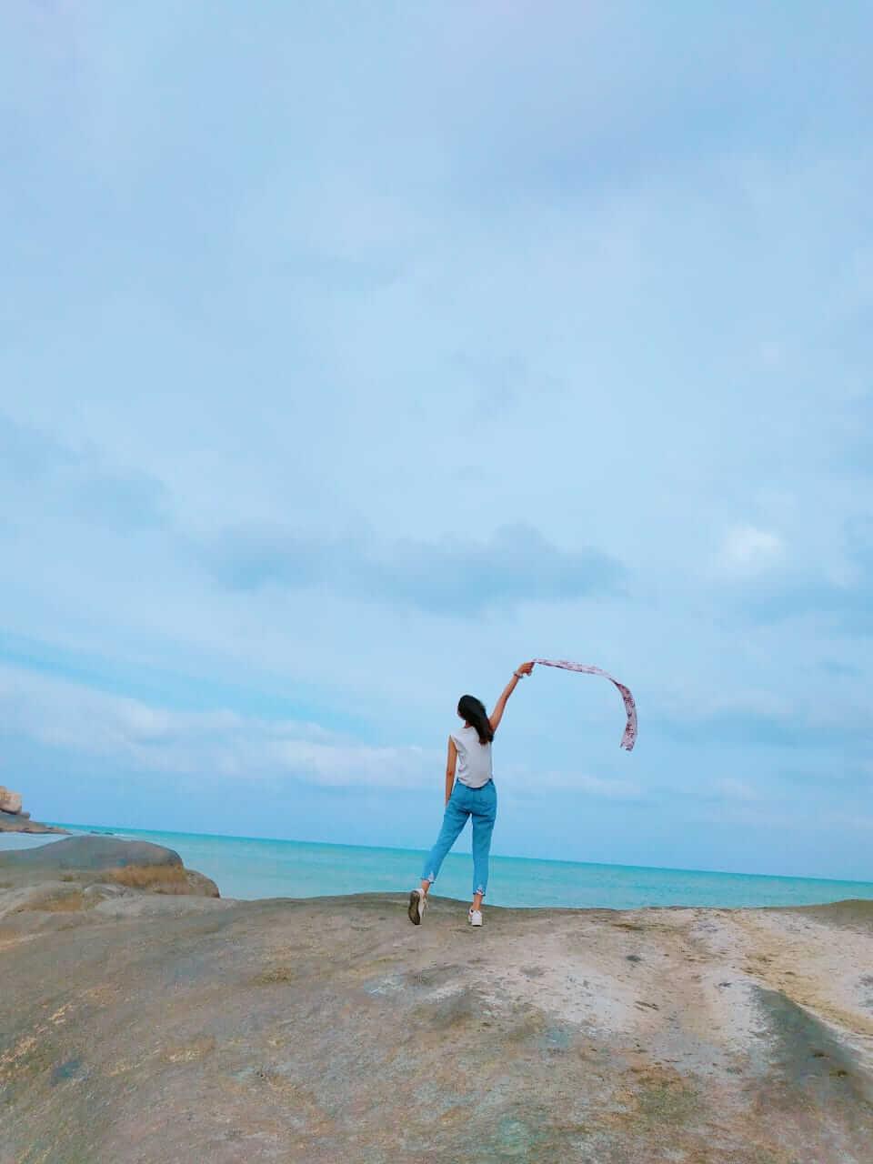 Pulau Bangka yang Sepi tapi Menyimpan Memori