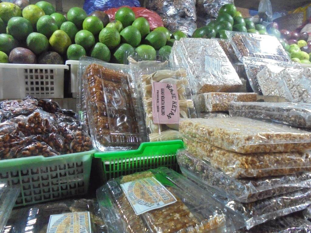 Pasar Rakyat Malino