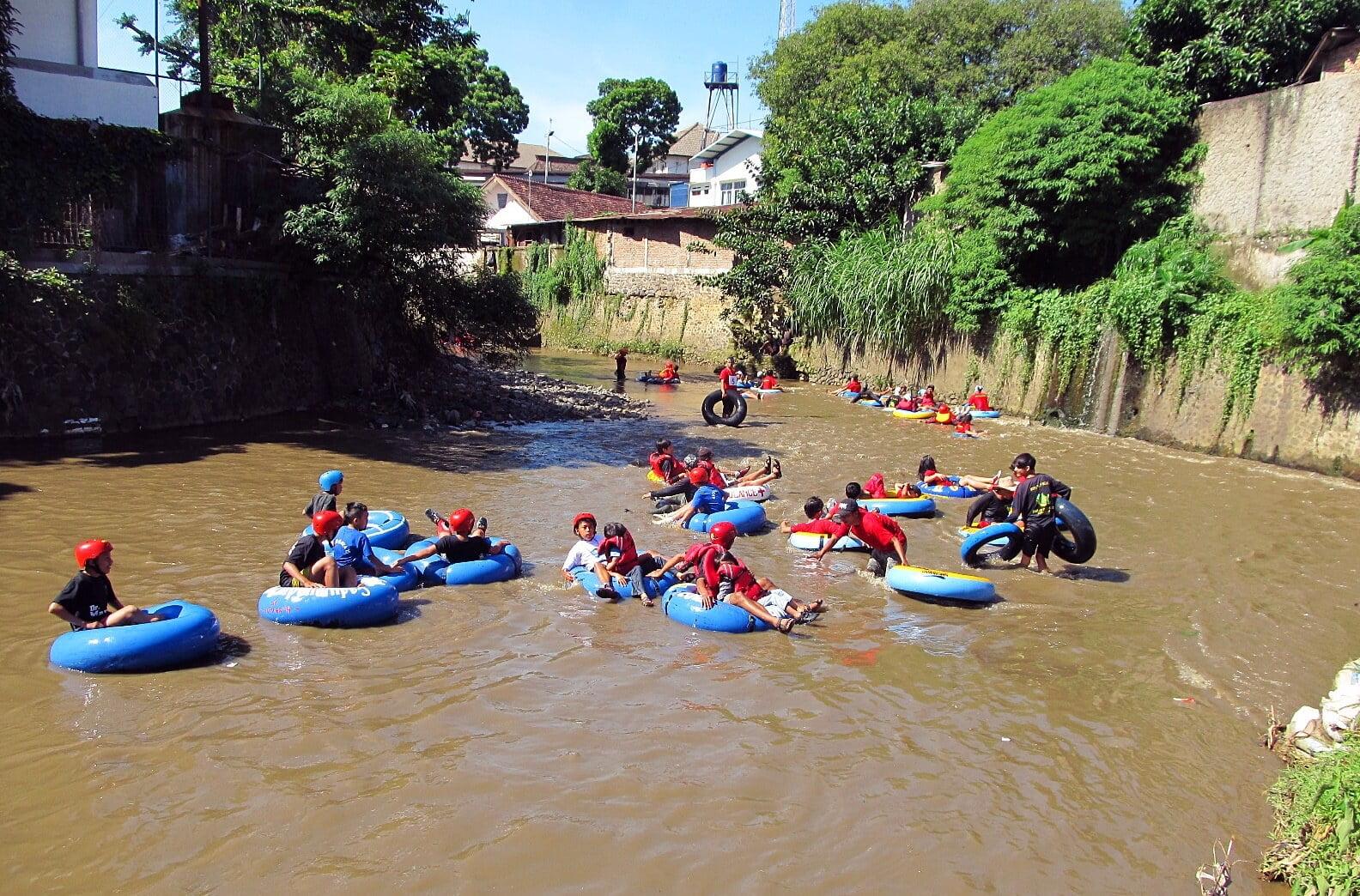 Sungai, Sampah, dan Pengembangan Sektor Wisata Perkotaan