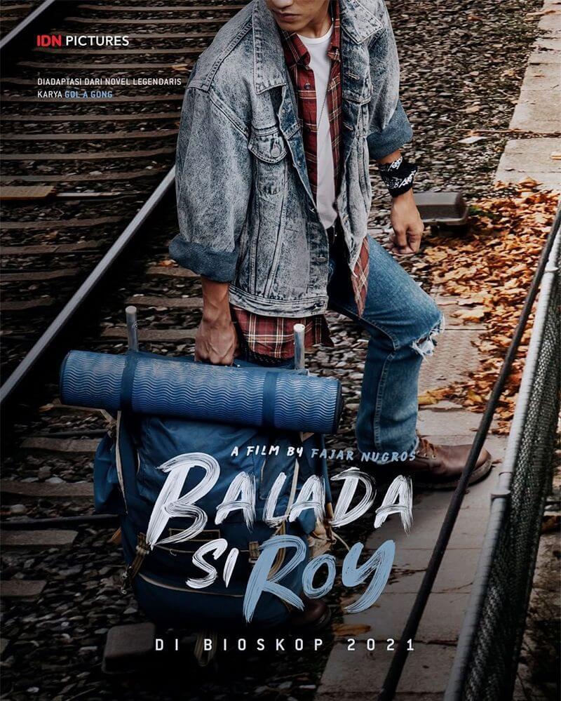 poster film balada si roy