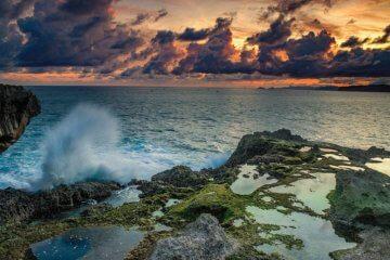 Menjejak di Pantai Indah Tulungagung, Melepas Resah Bersama Senja