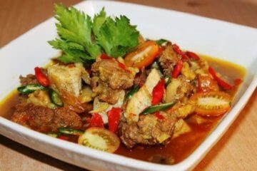 Mengenal Makanan Wonogiri Selain Semangkuk Bakso