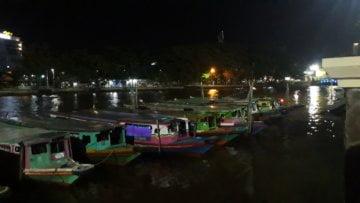 Menyusuri Titik Nol Kota Banjarmasin