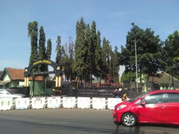 Menyusuri Jejak Militer di Kota Cimahi