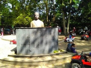 Taman Kartini, Taman Kota Cimahi Warisan Kolonial Belanda