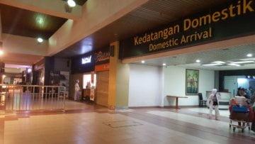 Pada Suatu Senja di Bandara Internasional Minangkabau