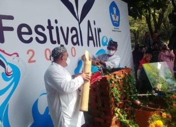 Festival Air, Kampanye Peningkatan Kesadaran Menjaga Sumber Air lewat Produk Seni dan Budaya