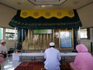 Kain Kuning, Kain Keramat Kalimantan