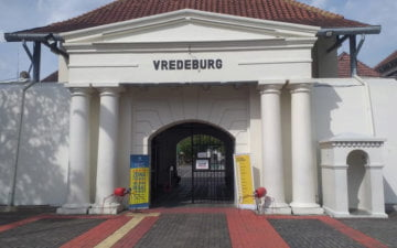 Berwisata ke Museum Benteng Vredeburg