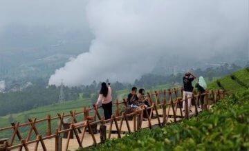 Wayang Windu Pangalengan, Wisata Favorit Baru di Bandung Selatan