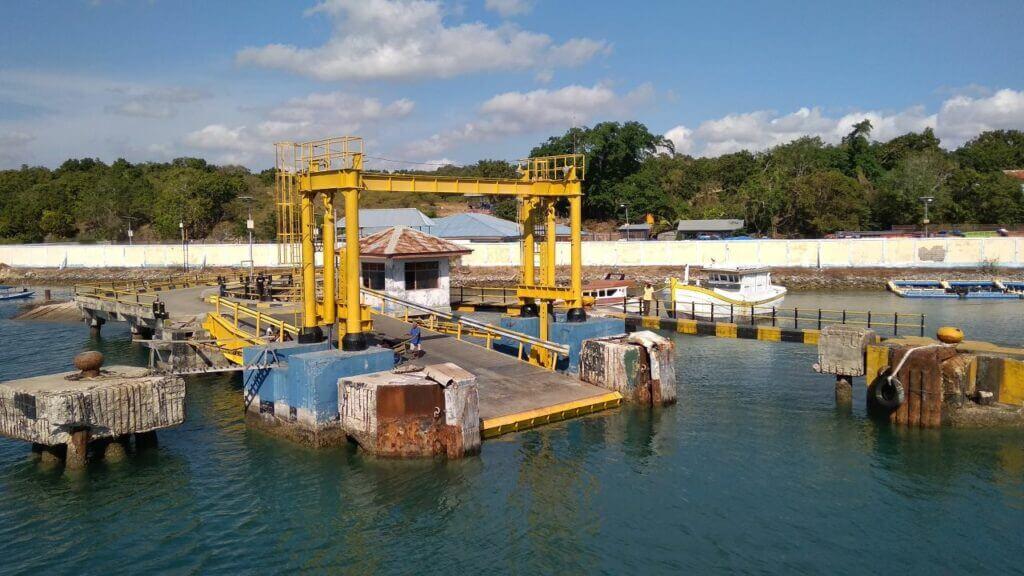 Pelabuhan Pantai Baru