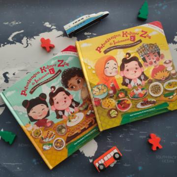 Rekomendasi Buku Cerita Anak yang Indonesia Banget