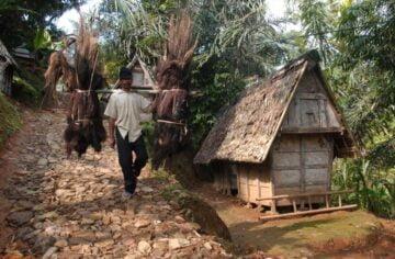 Kampung Adat Ciptagelar, Tradisi Kehidupan dari Sunda