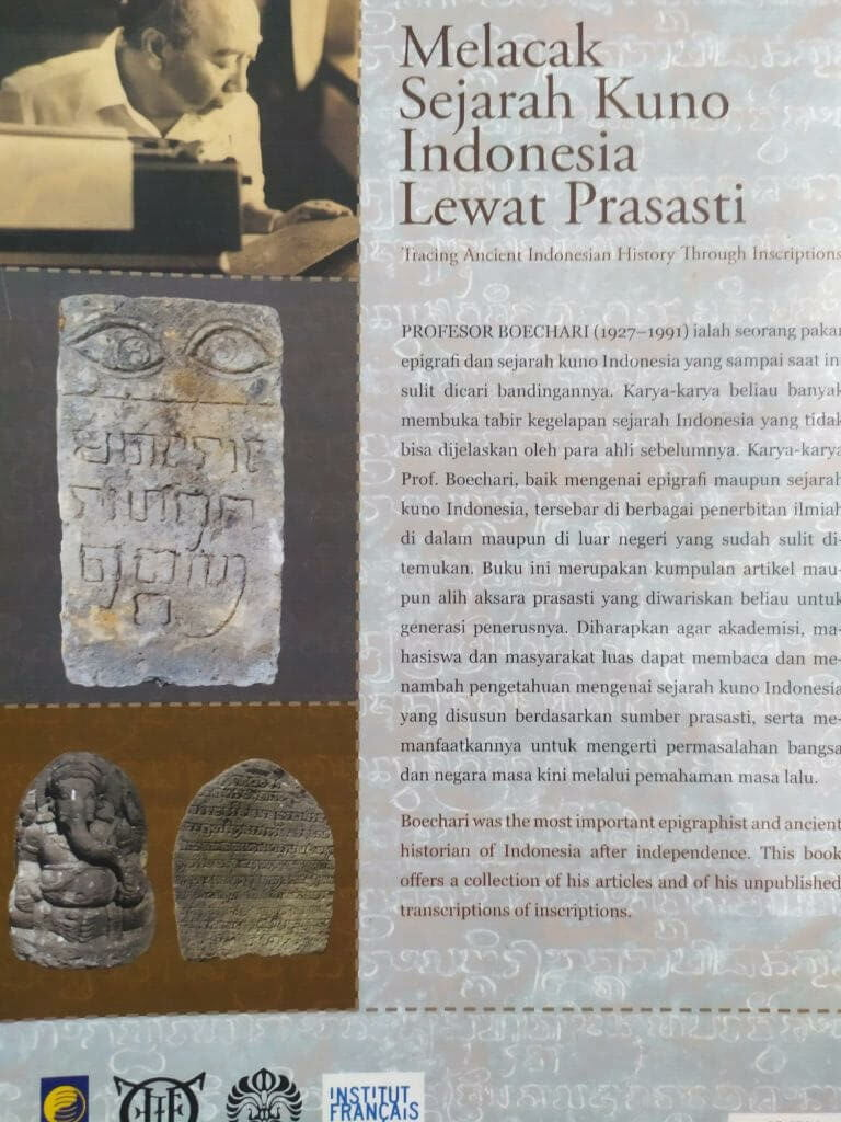Melacak Sejarah Kuno Indonesia Lewat Prasasti