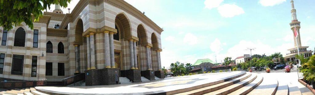 Masjid Agung al-Aqsha Klaten - Helmi Santosa (2)
