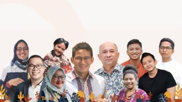 Pekan Raya Pariwisata Hadir untuk Mendorong Pelaku UMKM Meningkatkan Pengetahuan Digital Marketing